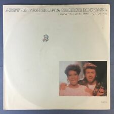 Aretha Franklin & George Michael - I Knew You Were Waiting (For Me) DUET-T2 Ex