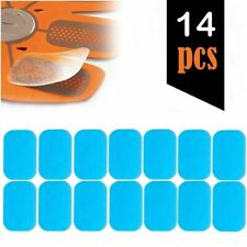 Gel Sheets 14pcs Hydrogel Abs Muscle Toning Belt Stimulator Fitness Accessories
