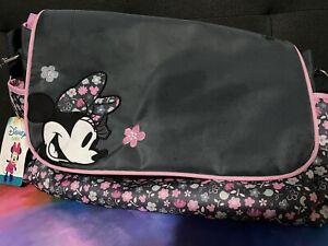 Disney's Minnie Mouse Large Diaper Bag Rare
