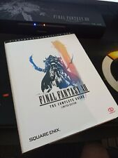 FINAL FANTASY XII 12 Limited Edition Hard back OFFICIAL STRATEGY GUIDE BOOK VGC