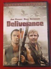 Deliverance Deluxe Edition DVD John Voight, Burt Reynolds, Ned Beatty, Ronny Cox