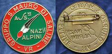 DISTINTIVO A.N.A. ASSOCIAZIONE NAZIONALE ALPINI - GRUPPO DI SALINE (VERONA) -