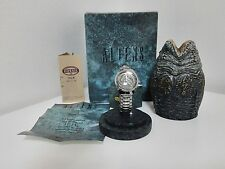 FOSSIL ALIEN Watch With Resin Egg Display RARE JAPANESE EXCLUSIVE