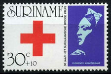 Suriname 1973 SG#753 Red Cross MNH #D34451