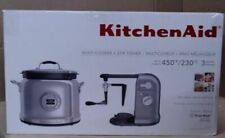 Kitchenaid KMC4244QSS 4-Qt Multi-cooker With Stir Tower Stainless Steel $580
