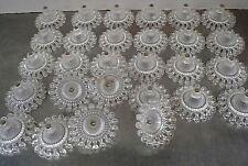 mid century design 60's - Ersatzteil f. Pusteblume Leuchte orign. Plexi Blumen