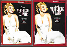 CINEMA PREMIUM : Das verflixte 7. Jahr (Marilyn Monroe) Schuber Edition (Wilder)