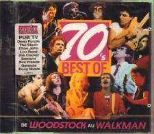 Various Pop(CD Album)70's Best of: Woodstock, Walkman-New