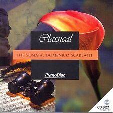 PD 3021 - PianoDisc Classical - The Sonata - Domenico SCARLATTI - PD3021 Floppy