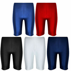 Mens Boys Compression Armour Shorts Base Layer Thermal Sports Shorts Under Gear