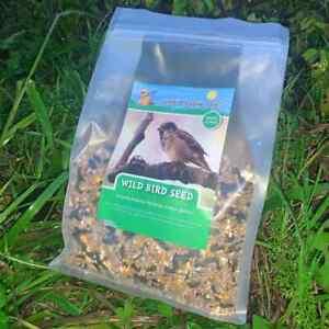 Wild Bird Seed Feed Mix Robin Bird Food For The Whole Year All Season Garden