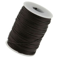 WHITE 500mtr roll super strong waxed slipping thread cord UPHOLSTERY SUPPLIES