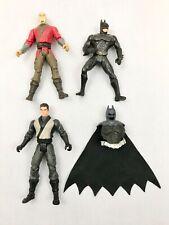Batman Loose Action Figure Lot. Batman, Ras Al Ghul~Kenner~Dark Knight~
