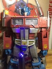 Transformers Wei Jiang Oversized G1 Optimus Prime Figure - damaged effect Mpp10z