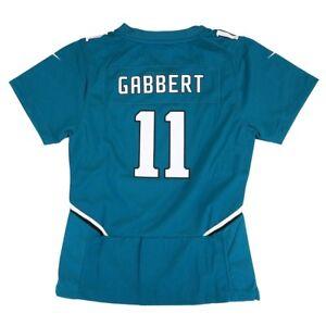 Blaine Gabbert Jacksonville Jaguars Nike Alternate Teal Jersey Girls Youth