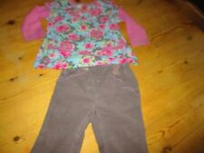 Next Top 6-12 months and Trousers 9-12 months