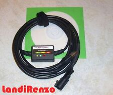 Landi-Renzo Omegas etc./Vogels LPG GPL CNG Diagnose Kabel USB INTERFACE+Software