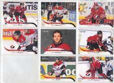 Dan Hamhuis Nashville Predators 2009-10 O-Pee-Chee Canadian Heroes #CB-DH
