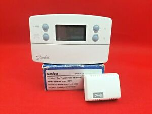 Danfoss TP7000A 7 Day Programmable Room Thermostat 087N740100