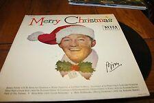 LP:   Merry Christmas   Bing Crosby