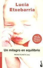 Un milagro en equilibrio (Novela (Booket Numbered)) (Spanish Edition)-ExLibrary