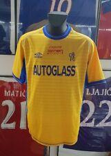 Maillot jersey shirt maglia camiseta trikot chelsea vintage retro rare XL