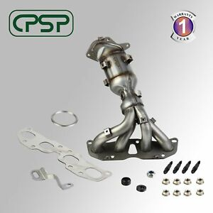 CPSP Exhaust Manifold W/ith Catalytic Converter For 2007-2013 Nissan Altima 2.5L