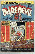 Daredevil #66-1950 fn+ Daredevil Comics Charles Biro Norman Maurer