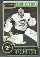 2014-15 O-Pee-Chee Platinum Hockey #133 Marc-Andre Fleury Pittsburgh Penguins