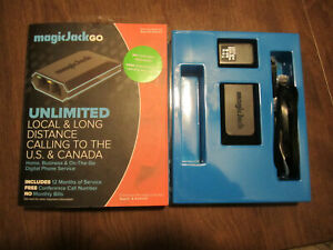 Magicjack Go Digital magicJack GO used with no service for Google Voice jack app