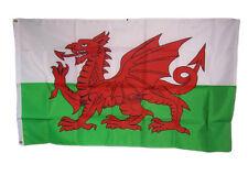 3x5 Wales Welsh Dragon UK 200D Nylon flag 3'x5' house banner grommets