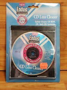 Endust for Electronics CD/DVD Lens Cleaner NEW