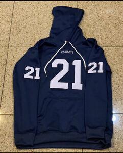 Ezekiel Elliot Hoodie Jersey Size Men's Medium Brand New