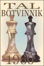 Tal-Botvinnik 1960: Match for the World Chess Championship (Paperback or Softbac