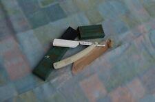 NOS 草薙刀 Kusanagi Japanese kamisori grind straight razor