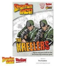 STRONTIUM DOG : THE KREELERS - 2000AD - WARLORD GAMES