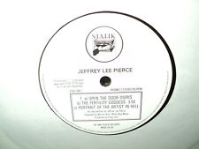 JEFFREY LEE PIERCE(GUN CLUB) /Open the door osiris - the fertility goddess PROMO