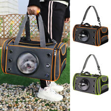 Pet Carrier Dogs Cats Breathable Outdoor Travel Handbag Shoulder Bag Crate Tote