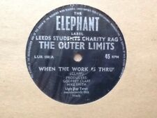 """THE OUTER LIMITS . WHEN THE WORK IS THRU 7"""""""