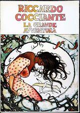Riccardo Cocciante, La Grande Avventura (testi e spartiti), Ed. Carisch, 1988