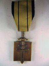 Croix de Compagnon de la Libération - 3,6 mm d'épaisseur