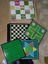 Tchibo TCM Magnetspiele-Sammlung 9 Spiele Spielesammlung Reisespiel