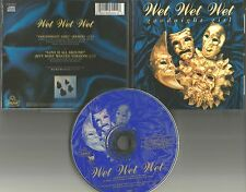 WET WET WET Goodnight Girl REMIX & Love is Around MOST WANTED MIX USA CD Single