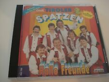 CD - Orig. Tiroler Spatzen - Hallo Freunde - Tyrolis