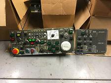 NAKAMURA TMC-15 CNC LATHE CONTROL OPERATOR SWITCH FANUC PULSE GENERATOR