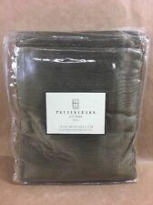 New - Pottery Barn Silk Pole Pocket Drape - 104x84 Inches