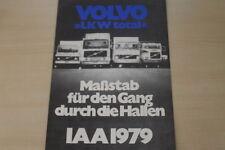 178956) Volvo LKW - IAA - Prospekt 1979