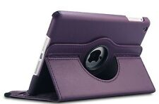 FUNDA TABLET + PUNTERO PARA IPAD MINI 2 GIRATORIA 360º COLOR MORADO