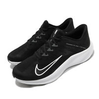 Nike Quest 3 Black White Grey Men Running Shoes Sneakers Trainers CD0230-002