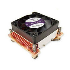 Dynatron CPU Cooling Fan Low Profile For Mobile Xeon Micro-FCPGA CPU Cooler